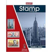 2016 Scott Catalogue Volume 5 (Countries N-Sam): Standard Postage Stamp Catalogue by Charles Snee, 9780894875021