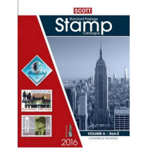 2016 Scott Catalogue Volume 6 (Countries San-Z): Standard Postage Stamp Catalogue by Charles Snee, 9780894875038