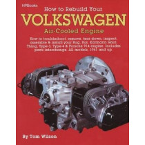 Rebuild Aircooled Vw Engines Hp255 by Tom Wilson, 9780895862259