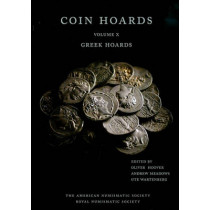 Coin Hoards X: Greek Hoards by Oliver Hoover, 9780897223157