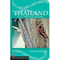 Thailand: A Climbing Guide by Sam Lightner, 9780898867503