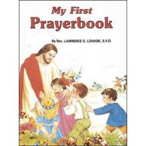 My First Prayer Book by Lawrence G. Lovasik, 9780899422053