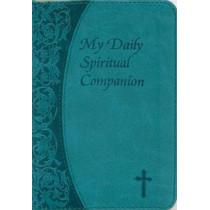 My Daily Spiritual Companion (Green Imit. Leather) by Marci Alborghetti, 9780899423715
