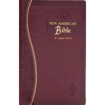 Saint Joseph Medium Size Gift Bible-NABRE by Confraternity of Christian Doctrine, 9780899426419