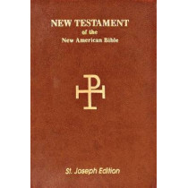 Saint Joseph Vest Pocket New Testament-NCV by Catholic Book Publishing Corp, 9780899426501