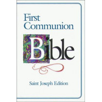 First Communion Bible by Confraternity of Christian Doctrine, 9780899429557