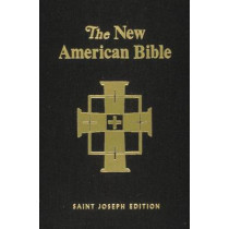 Saint Joseph Bible-NABRE-Large Print-Illustrated by Confraternity of Christian Doctrine, 9780899429649