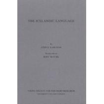 The Icelandic Language by Stefan Karlsson, 9780903521611