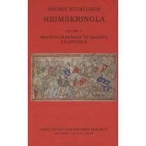 Heimskringla III. Magnus Olafsson to Magnus Erlingsson: Volume III by Snorri Sturluson, 9780903521932