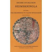 Heimskringla: Volume I by Snorri Sturluson, 9780903521949