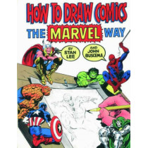 """How to Draw Comics the """"Marvel"""" Way by Stan Lee, 9780907610663"""