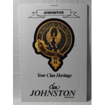 Clan Johnston, 9780907614562