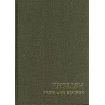 English Tests and Reviews by Buros Center for Testing, 9780910674157