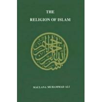 Religion of Islam by Muhammad Maulana Ali, 9780913321232