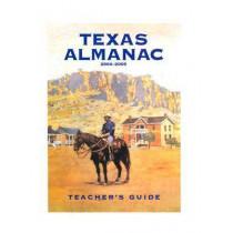 Texas Almanac 2004-2005  Teacher's Guide by Dallas Morning News, 9780914511366