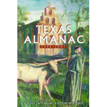 Texas Almanac: Sesquicentennial Edition: 2006-2007 by Elizabeth Cruce Alvarez, 9780914511373