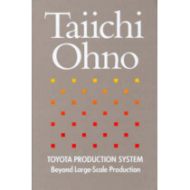 Toyota Production System: Beyond Large-Scale Production by Taiichi Ohno, 9780915299140