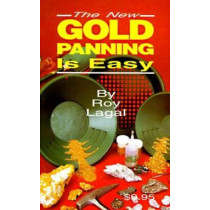 The New Gold Panning is Easy by Roy Lagal, 9780915920792