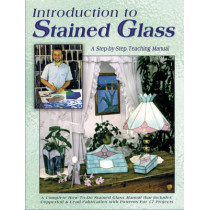 Introduction to Stained Glass: A Teaching Manual by Randy Wardell, 9780919985049