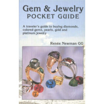 Gem & Jewelry Pocket Guide: A Traveler's Guide to Buying Diamonds, Colored Gems, Pearls, Gold & Platinum Jewelry by Renee Newman, 9780929975306