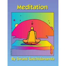 Meditation by Swami Satchidananda, 9780932040077