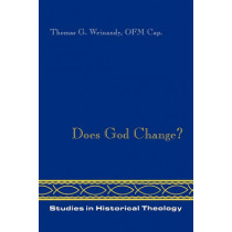 Does God Change? by Thomas Weinandy, 9780932506429