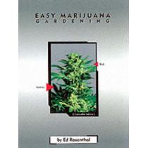 Easy Marijuana Gardening by Ed Rosenthal, 9780932551375
