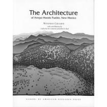 The Architecture of Arroyo Hondo Pueblo, New Mexico by Winifred Creamer, 9780933452350
