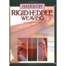 Hands on Rigid Heddle Weaving by Betty Linn, 9780934026253