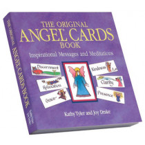 The Original Angel Cards: Inspirational Messages and Meditations by Kathy Tyler, 9780934245500