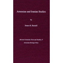 Armenian and Iranian Studies by James R. Russell, 9780935411195
