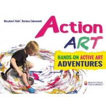 Action ART: HANDS-ON ACTIVE ART ADVENTURES, 9780935607345