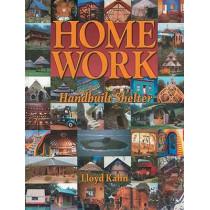Home Work: Handbuilt Shelter by Lloyd Kahn, 9780936070339