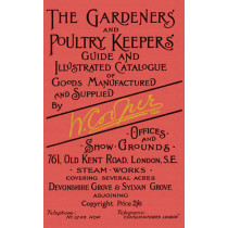 The Gardeners' and Poultry Keepers' Guide: and Illustrated Catalogue of Goods Manufactured and Supplied by W. Cooper Ltd. by Lloyd Kahn, 9780936070476