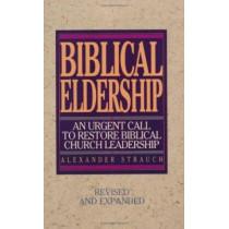 Biblical Eldership by Alex Strauch, 9780936083117