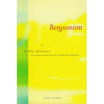 Bergsonism by Gilles Deleuze, 9780942299076