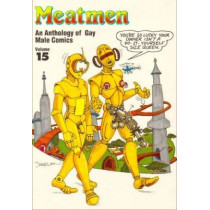 Meatmen No 15 by Winston Leyland, 9780943595382