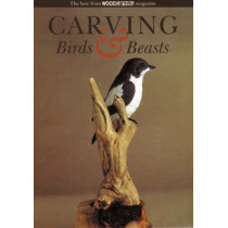 Carving Birds and Beasts by ,Magazine Woodcarving, 9780946819928