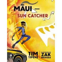 Maui - Sun Catcher by Tim Tipene, 9780947506148