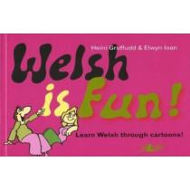 Welsh is Fun! by Heini Gruffudd, 9780950017846