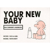 Your New Baby: An Owner's Manual by Martin Baxendale, 9780951354216
