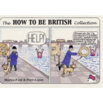 The How to be British Collection by Martyn Alexander Ford, 9780952287018