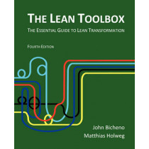 The Lean Toolbox: The Essential Guide to Lean Transformation by John Bicheno, 9780954124458