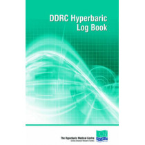 DDRC Hyperbaric Logbook by Diving Diseases Research Centre, 9780954406080