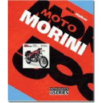 Moto Morini by Mick Walker, 9780954435721