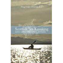Scottish Sea Kayaking: Fifty Great Sea Kayak Voyages by Doug Cooper, 9780954706128