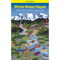 White Water Nepal by Peter Knowles, 9780955061424