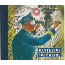 Ravilious: Submarine by James Russell, 9780955277795