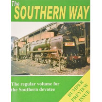 The Southern Way: Preview Volume by Kevin Robertson, 9780955411021
