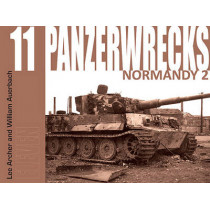 Panzerwrecks 11: Normandy 2 by Lee Archer, 9780955594090